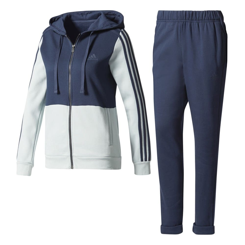 TUTA ADIDAS DONNA CO ENERGIZE TS CELESTE - Play Off Store 70076323c95c