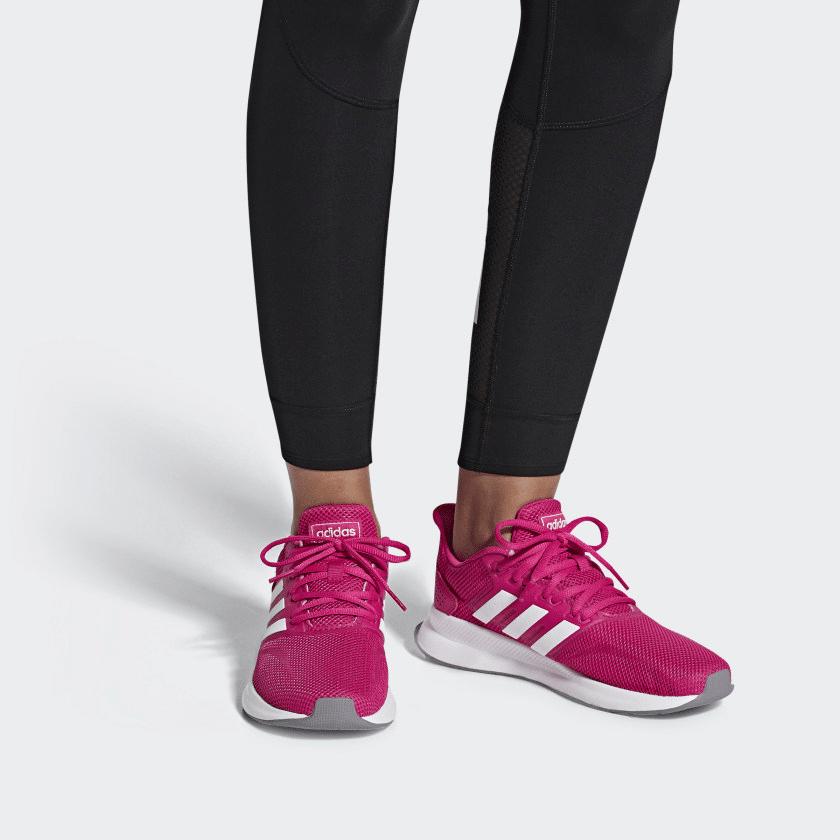 Fino al 50% di scarpe ADIDAS Scarpa running donna fucsia in